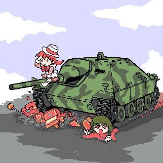 軽駆逐戦車ヘッツァーの画像 p1_3